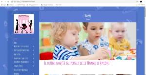 Sito web Ancona Agenzia creazione siti internet social ecommerce portali web marketing Macerata Marche
