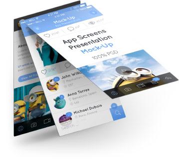 App applicazioni mobile android ios