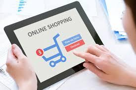 Ecommerce vendite online Marche Ancona Macerata portali shopping online Amazon Ebay Shopify