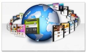 Siti web Fermo ecommerce, gestione profili social