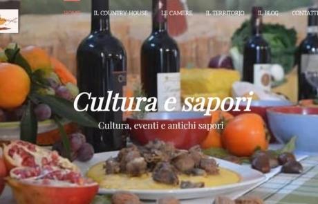 Le Meraviglie -Sito web agriturismo b&b hotel country house sito internet contatti clienti Macerata Recanati Ancona Pesaro Ascoli
