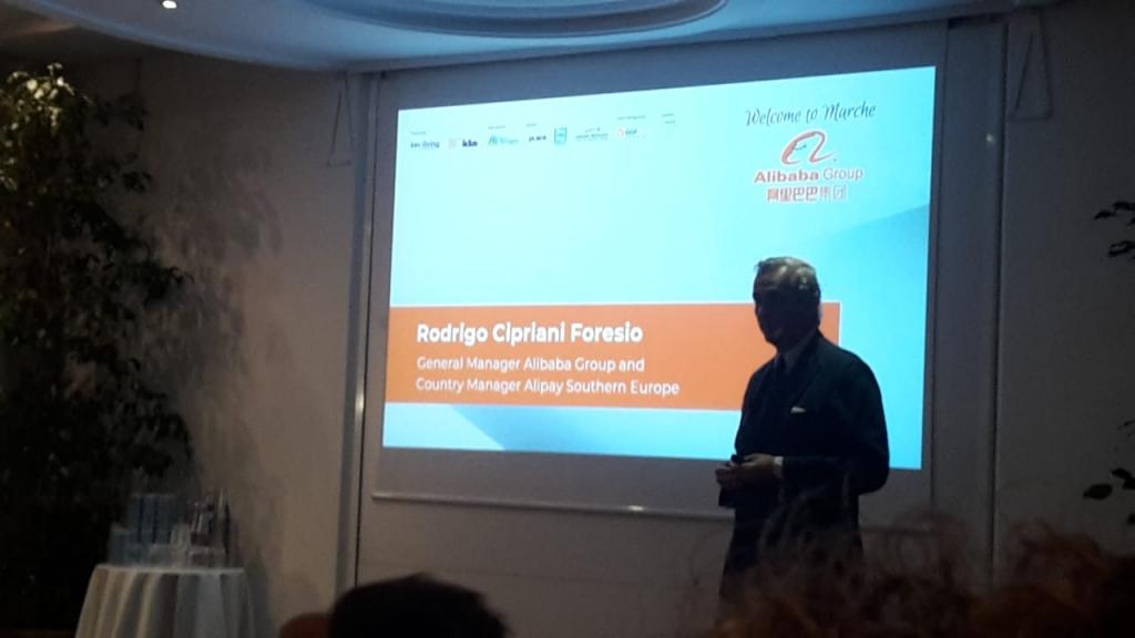 Web Strategia incontro Alibaba ecommerce sviluppo digitale regione marche ecommerce siti web professionali
