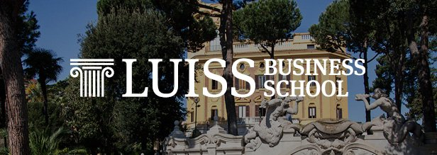 Luiss Business School Web Strategia clienti portfolio referenze