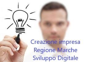 Creazione impresa regione marche siti web cosa fare istruzioni guida sviluppo progetto digitale internet Ancona Macerata Marche Ascoli Pesaro