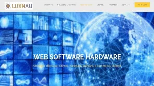 Sito Internet societa di servizi web professionale imprese web marketing seo indicizzazione Ancona
