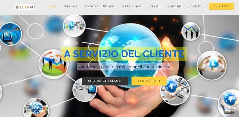 Sito Internet societa di servizi web professionale imprese web marketing seo indicizzazione Pesaro