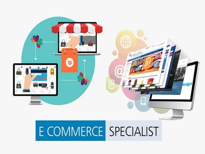 Ecommerce specialista professionista siti web e-commerce vendita online internet