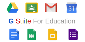 Piattaforma didattica gratis online elearning Google Suite for Education