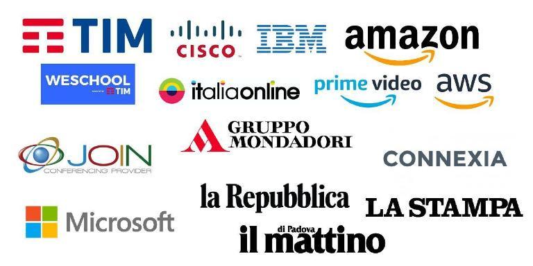 Servizi digitali gratis corona virus zona rosse Pesaro Codogno Lombardia Lodi Ancona Macerata Marche Urbino Fano