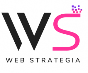 Web Strategia logo agenzia web Marche