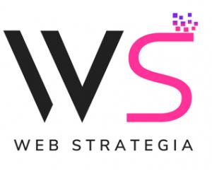 Web Strategia logo agenzia web Marche